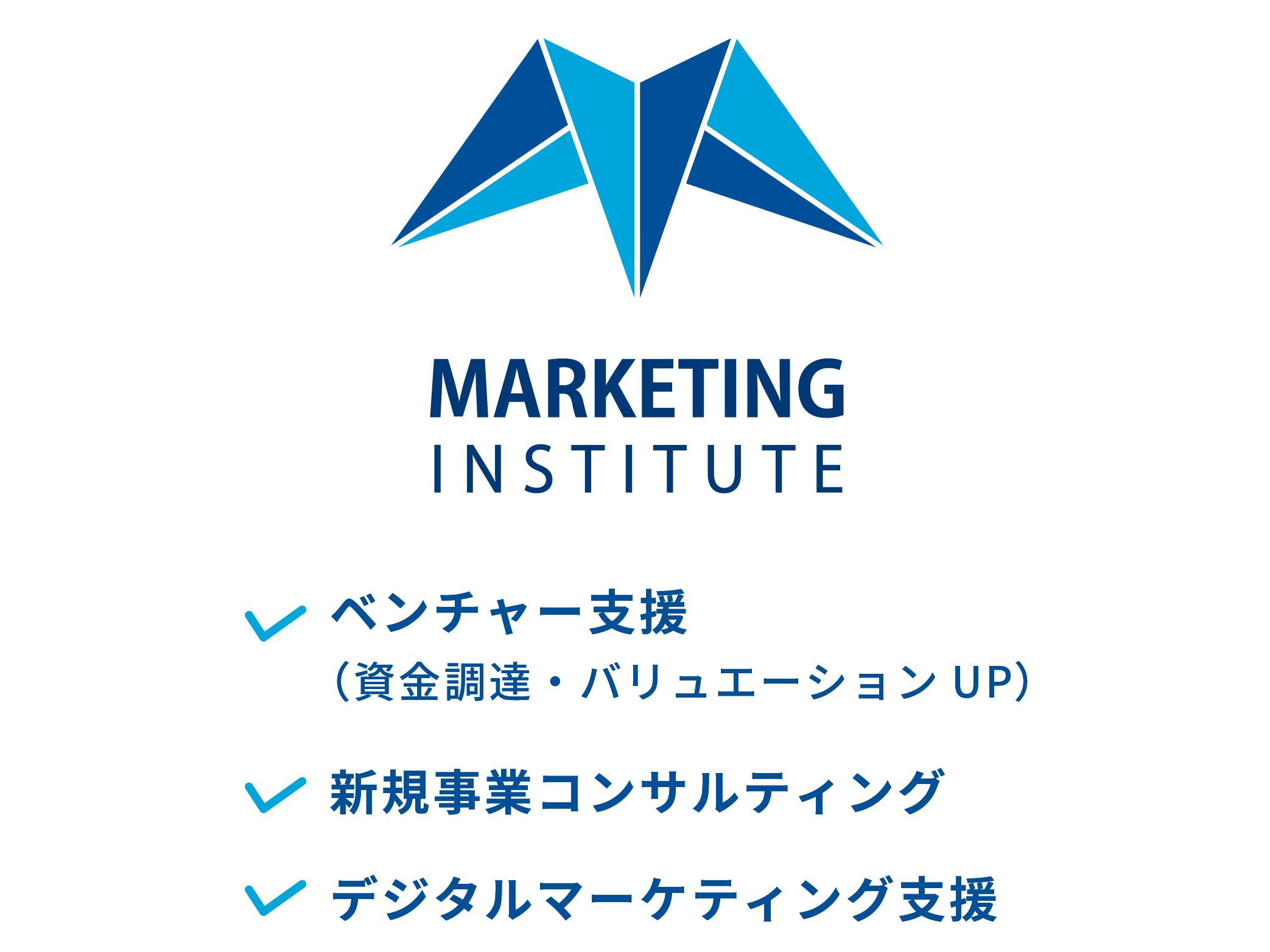 ベンチャー支援(資金調達・バリュエーションUPへ変更),新規事業コンサルティング,デジタルマーケティング支援